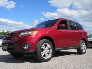 Used 2010 Hyundai Santa Fe GL / ONE OWNER / ACCIDENT FREE for sale in Newmarket, ON