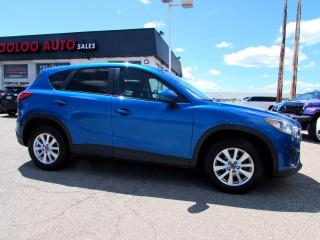 Used 2013 Mazda CX-5 Sport AWD SkyActiv Auto Bluetooth Alloys Certified for sale in Milton, ON