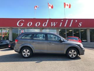 Used 2013 Dodge Journey Canada Value Pkg for sale in Aylmer, ON