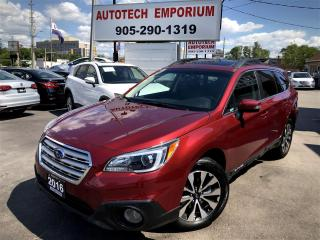 Used 2016 Subaru Outback 2.5i Limited Navigation/Leather/Sunroof/Camera for sale in Mississauga, ON