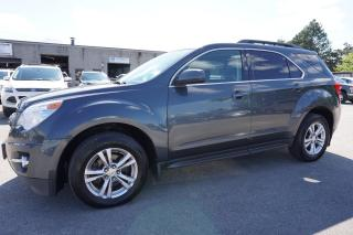 Used 2010 Chevrolet Equinox LT1 AWD CERTIFIED 2YR WARRANTY *1 OWNER*FREE ACCIDENT* BLUETOOTH ALLOYS CRUISE for sale in Milton, ON
