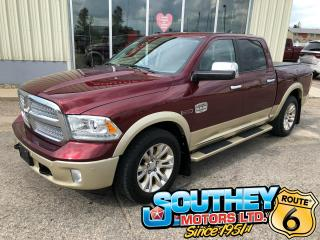 Used 2016 RAM 1500 Longhorn for sale in Southey, SK