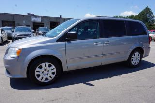 Used 2014 Dodge Grand Caravan SXT STOW&GO CERTIFIED 2YR WARRANTY DVD BLUETOOTH AUX for sale in Milton, ON