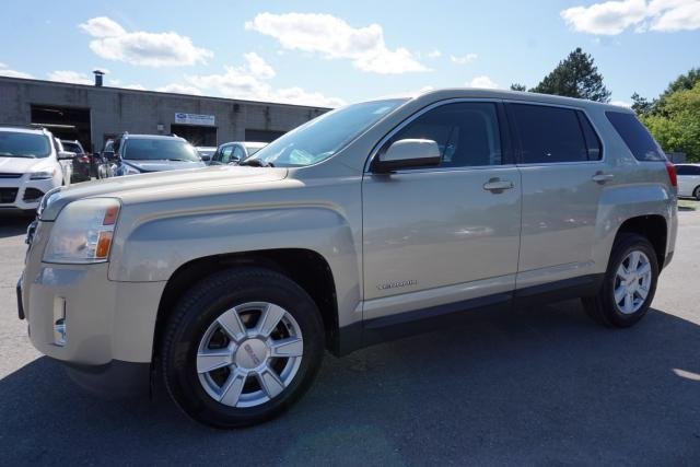 2010 GMC Terrain SLE1 CAMERA CERTIFIED 2YR WARRANTY *1 OWNER*FREE ACCIDENT* BLUETOOTH ALLOYS CRUISE