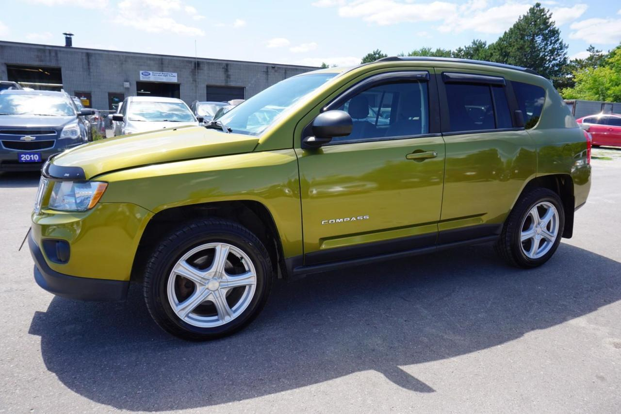 used 2012 jeep compass 4wd north certified 2yr warranty heated seats engine r start cruise alloys aux for sale in milton, ontario carpages.ca
