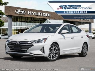 New 2020 Hyundai Elantra Luxury for sale in North Vancouver, BC