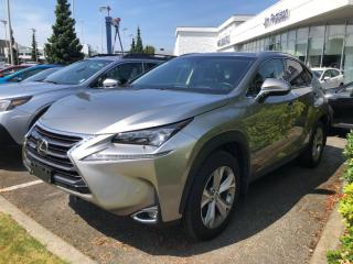 Used 2015 Lexus NX 200t for sale in North Vancouver, BC