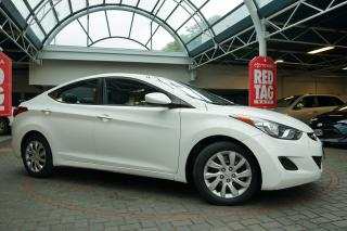 Used 2013 Hyundai Elantra GL for sale in Vancouver, BC