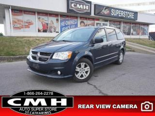 Used 2013 Dodge Grand Caravan Crew for sale in St. Catharines, ON