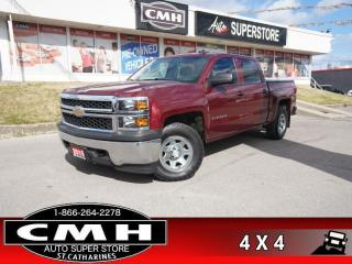 Used 2015 Chevrolet Silverado 1500 LS for sale in St. Catharines, ON