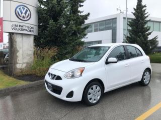 Used 2018 Nissan Micra S for sale in Surrey, BC