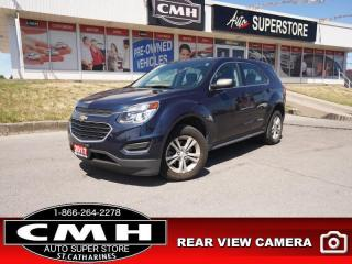 Used 2017 Chevrolet Equinox LS for sale in St. Catharines, ON