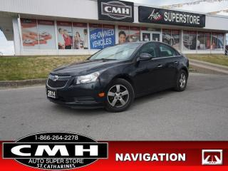Used 2014 Chevrolet Cruze 2LT for sale in St. Catharines, ON