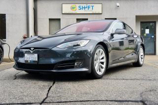 Used 2017 Tesla Model S 75D ENHANCED AUTOPILOT, SUB 0, HIFI, LOADED for sale in Burlington, ON