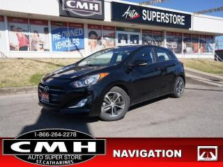 Used 2016 Hyundai Elantra GT GLS for sale in St. Catharines, ON