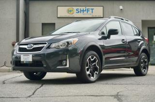 Used 2016 Subaru XV Crosstrek 2.0 LIMITED REAR VISION CAMERA, NAVIGATION, EYESIGHT TECHNOLOGY for sale in Burlington, ON