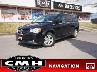 Used 2018 Dodge Grand Caravan Crew for sale in St. Catharines, ON