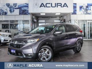 Used 2018 Honda CR-V EX-L, One owner, No accidents for sale in Maple, ON