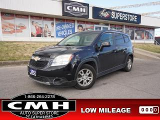 Used 2012 Chevrolet Orlando 1LT for sale in St. Catharines, ON