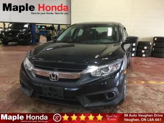 Used 2017 Honda Civic EX| Auto-Start| Sunroof| Backup Cam| for sale in Vaughan, ON