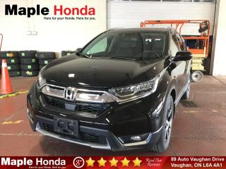 Used 2018 Honda CR-V Touring| Loaded| Leather| Navi| for sale in Vaughan, ON