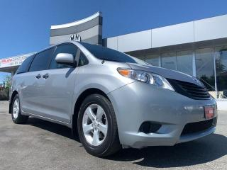 Used 2011 Toyota Sienna 3.5L STOW&GO REAR CLIMATE 7-PASSANGER 134KM for sale in Langley, BC