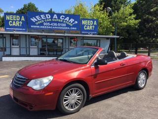 Used 2008 Chrysler Sebring LX for sale in Oshwa, ON