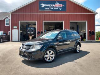 Used 2012 Dodge Journey SXT Crew for sale in Dunnville, ON