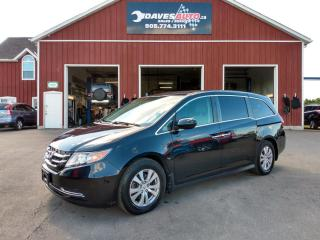 Used 2016 Honda Odyssey EX 2016 Honda Odyssey EX No Accidents! Low Mileage! for sale in Dunnville, ON