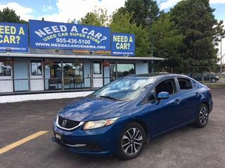 Used 2013 Honda Civic EX (A5) for sale in Oshwa, ON