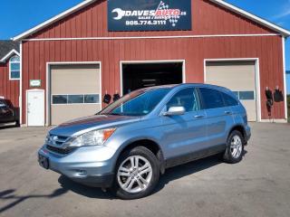 Used 2011 Honda CR-V EX EX for sale in Dunnville, ON