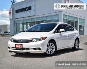 Used 2012 Honda Civic for sale in Mississauga, ON