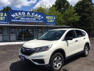 Used 2015 Honda CR-V LX for sale in Oshwa, ON