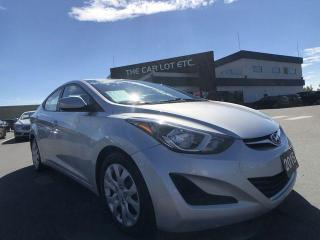 Used 2015 Hyundai Elantra GL for sale in Sudbury, ON