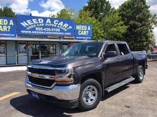 Used 2016 Chevrolet Silverado 1500 WT for sale in Oshwa, ON