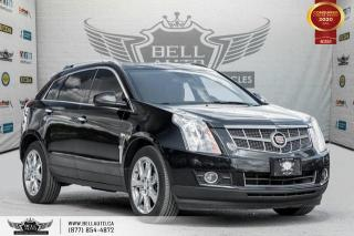 Used 2010 Cadillac SRX 3.0 Premium, AWD, NO ACCIDENT, NAVI, REAR CAM for sale in Toronto, ON