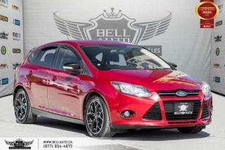 Used 2013 Ford Focus SE, NO ACCIDENT, ALLOY WHEELS, BLUETOOTH for sale in Toronto, ON
