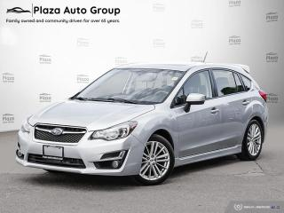 Used 2016 Subaru Impreza 2.0i Sport Package w/Technology for sale in Orillia, ON