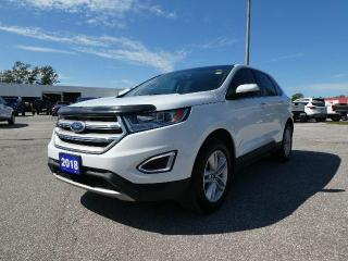 Used 2018 Ford Edge SEL | Navigation | Remote Start | Panoramic Roof for sale in Essex, ON