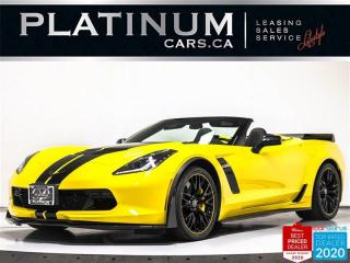 Used 2019 Chevrolet Corvette Z06 650HP, CONVERTIBLE, MANUAL, 3LZ, Z07, CARBON for sale in Toronto, ON
