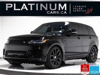 Used 2019 Land Rover Range Rover Sport HSE Dynamic, AWD, NAV, PANO, CAM, HEATED SEATS for sale in Toronto, ON