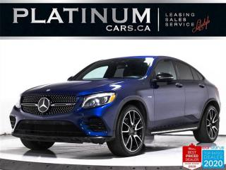 Used 2017 Mercedes-Benz GL-Class AMG GLC43 COUPE, 362HP, NAV, PANO, CAM, HEATED for sale in Toronto, ON