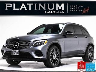 Used 2017 Mercedes-Benz GL-Class AMG GLC43, 362HP, AWD, NAV, PANO, CAM, HEATED for sale in Toronto, ON