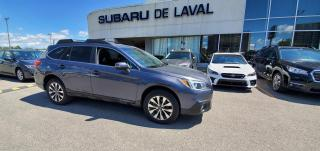 Used 2016 Subaru Outback 2.5i Limited ** Cuir Toit Navigation ** for sale in Laval, QC