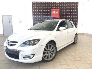 Used 2008 Mazda MAZDA3 Achat comptant for sale in Terrebonne, QC