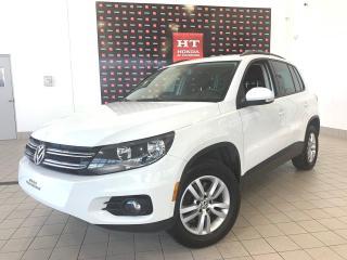 Used 2014 Volkswagen Tiguan Trendline Financement disponible for sale in Terrebonne, QC