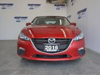 Used 2016 Mazda MAZDA3 GS | HATCHBACK | NAV | REAR CAM | ONLY 47 KM! for sale in Brantford, ON