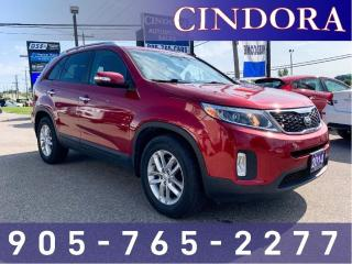 Used 2014 Kia Sorento LX, Heated Seats, Bluetooth, A/C for sale in Caledonia, ON