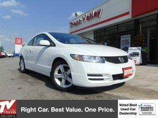 Used 2010 Honda Civic COUPE LX, Low Mileage -- Deal Pending for sale in Peterborough, ON