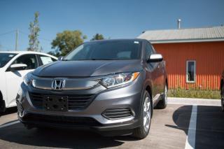 New 2020 Honda HR-V LX 2WD HR-V 5 DOORS for sale in Woodstock, ON